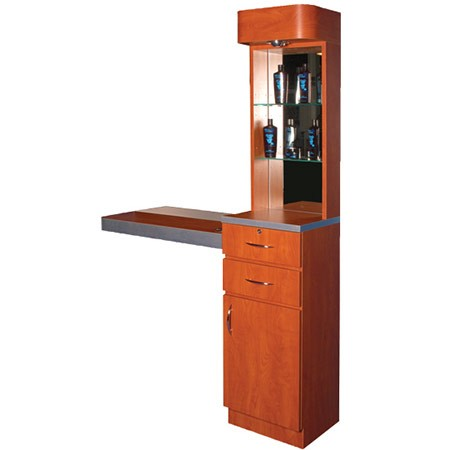 Pibbs Styling Station Storage Display 5003