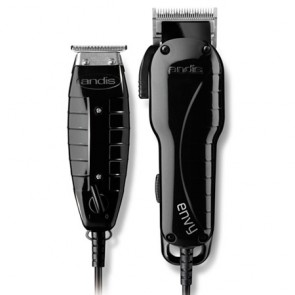 Andis Stylist Combo Professional Clipper, Trimmer Combo Kit