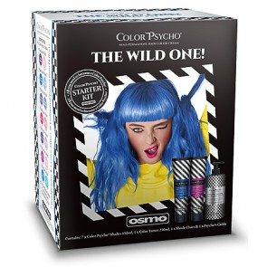 Osmo Color Psycho The Wild One! Hair Color Starter Kit