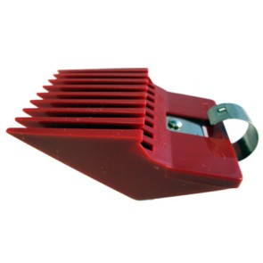 peed-O-Guide The Original Red Comb #2 - 17.5mm