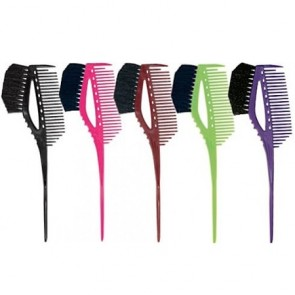 YS Park 640 Tint Brush and Comb