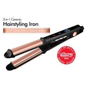 Kardashian Beauty 3-in-1 Hairstyling Iron