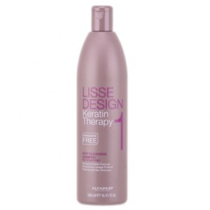 Alfaparf Lisse Design Deep Cleansing Shampoo 16.91oz