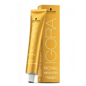 Schwarzkopf Igora Royal Absolutes Anti-Age Permanent Hair Color